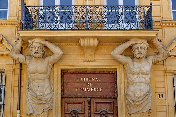 Droit commercial à Marseille