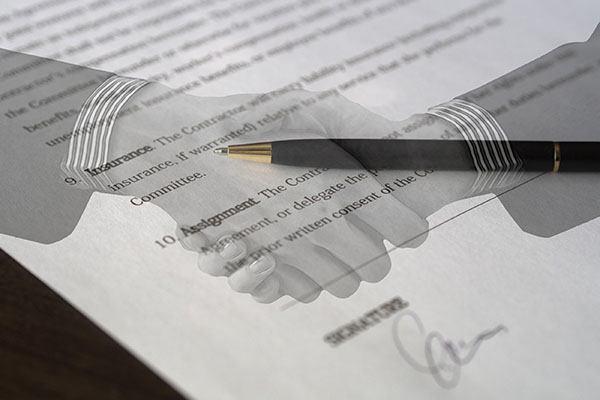 Droit des contrats à Marseille